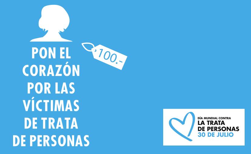 El próximo día 30 de julio se celebra el Día Mundial contra la Trata de Personas
