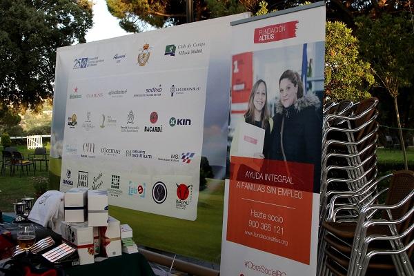 La Universidad Francisco de Vitoria (Madrid) celebra la continuidad de su programa de becas con la Federación de Golf de Madrid en el VI Torneo Solidario de Golf Alumni & Friends UFV