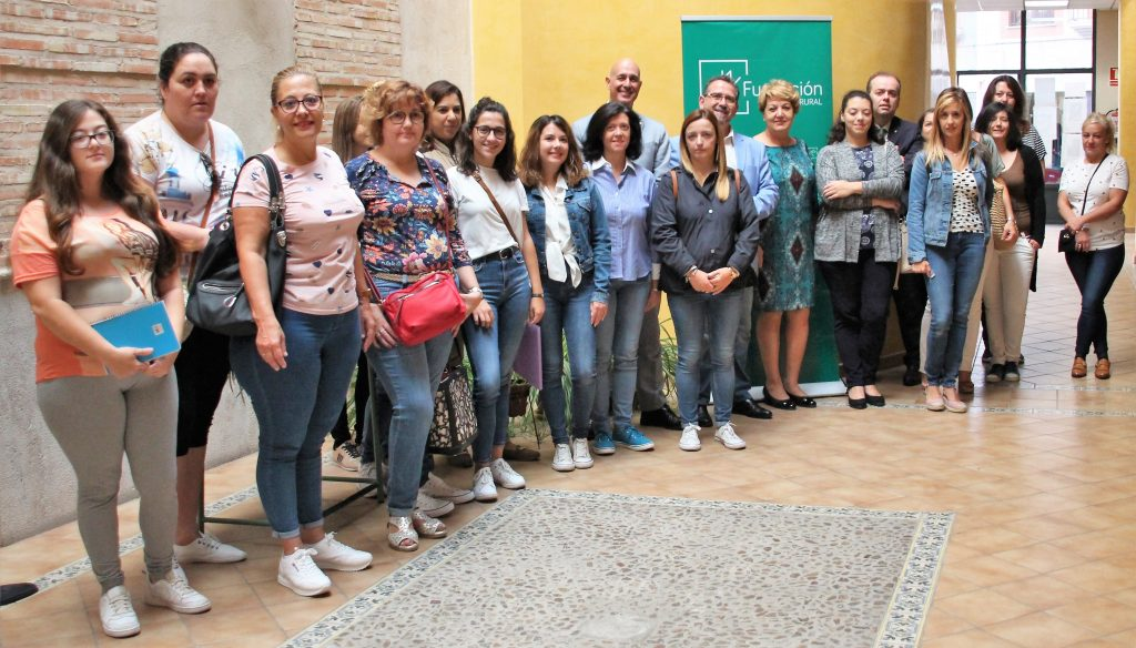 La Fundación Eurocaja Rural formará a 23 mujeres en La Solana gracias al programa 'Universidad de la Mujer Rural'