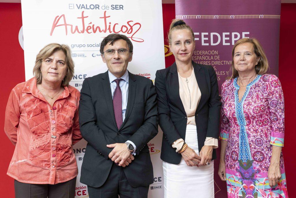 Se fomenta la inclusión de mujeres con discapacidad en la empresa