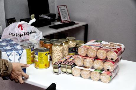 Cruz Roja distribuye 18 millones de kilos de alimentos