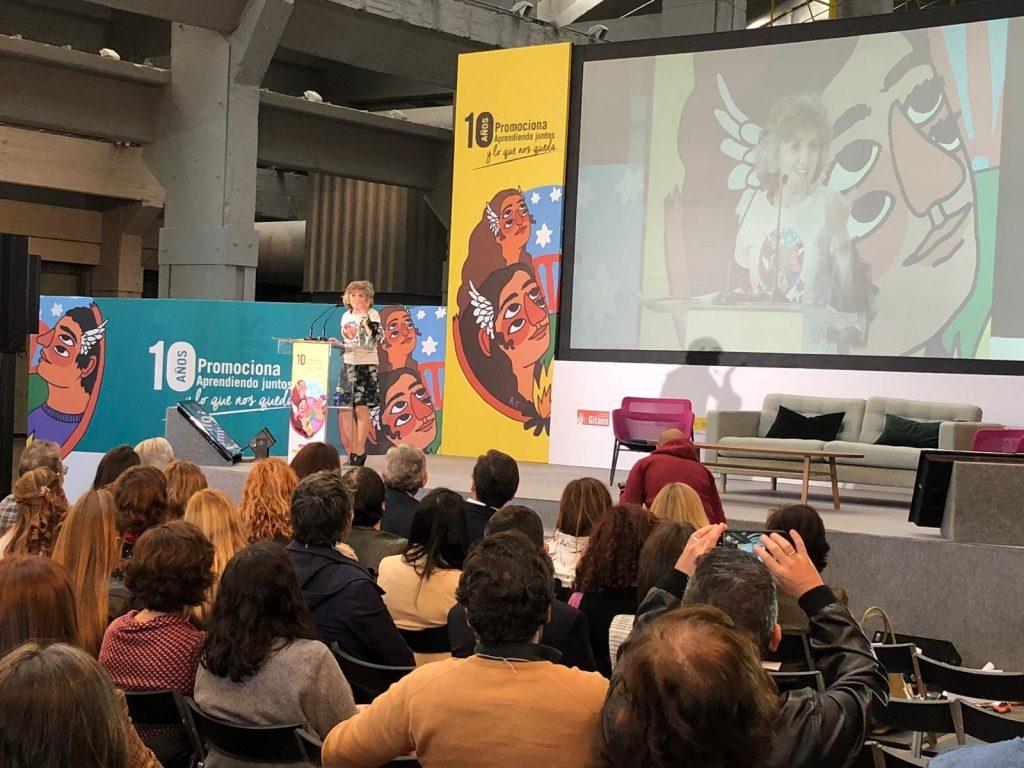 Carcedo destaca la apuesta por la educación para avanzar en la inclusión de las personas gitanas