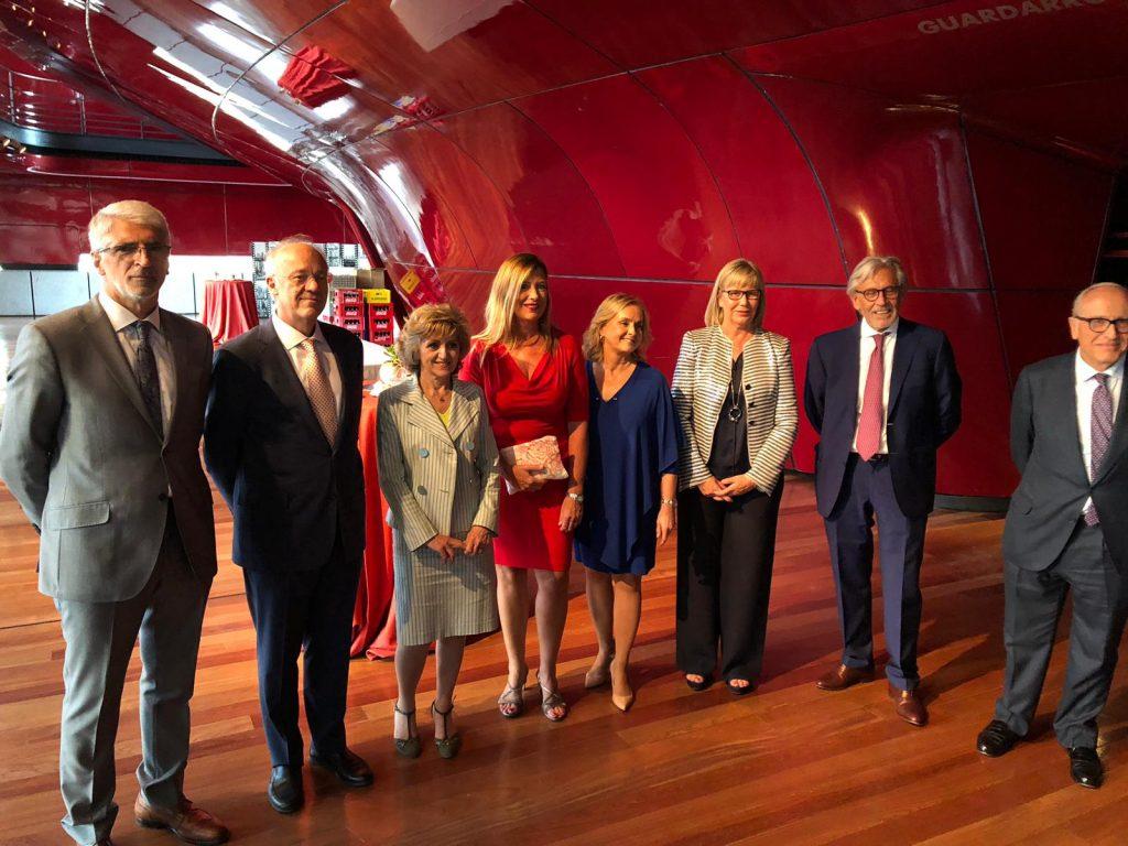 """Entrega de los """"Premios Fundación Tecnología y Salud 2019"""""""