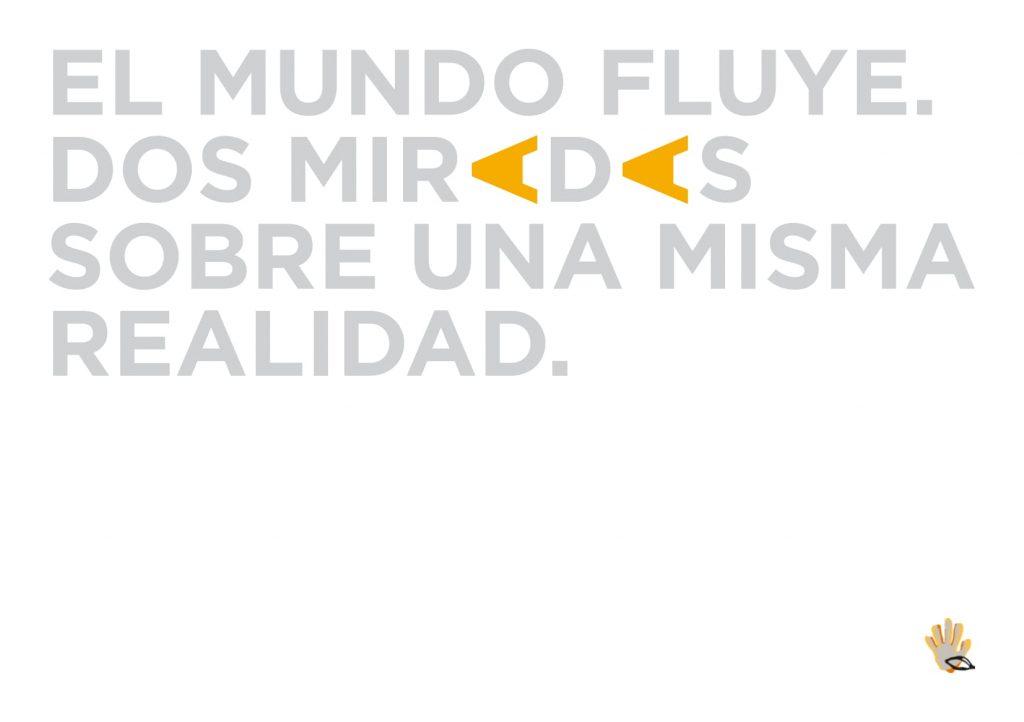 El Museo de Ávila acoge 'El Mundo Fluye: dos miradas sobre una misma realidad'