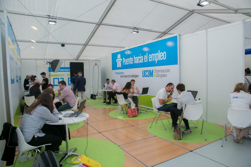 120 empresas participan en FOREMPLEO, la mayor cita de empleo y prácticas para universitarios de la Comunidad de Madrid