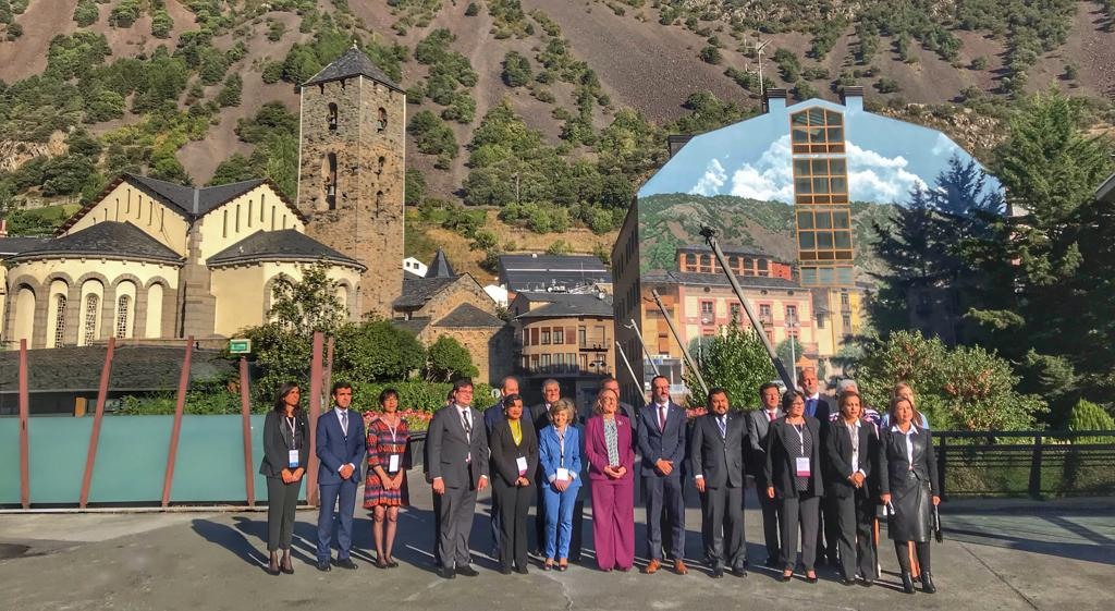 II Reunión Iberoamericana de ministras y ministros de Asuntos Sociales