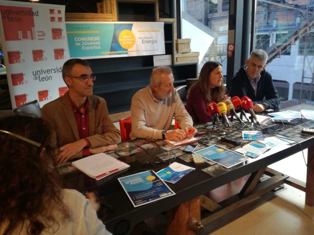 El Museo de la Energía presenta la primera edición de su Congreso de Jóvenes Expertos