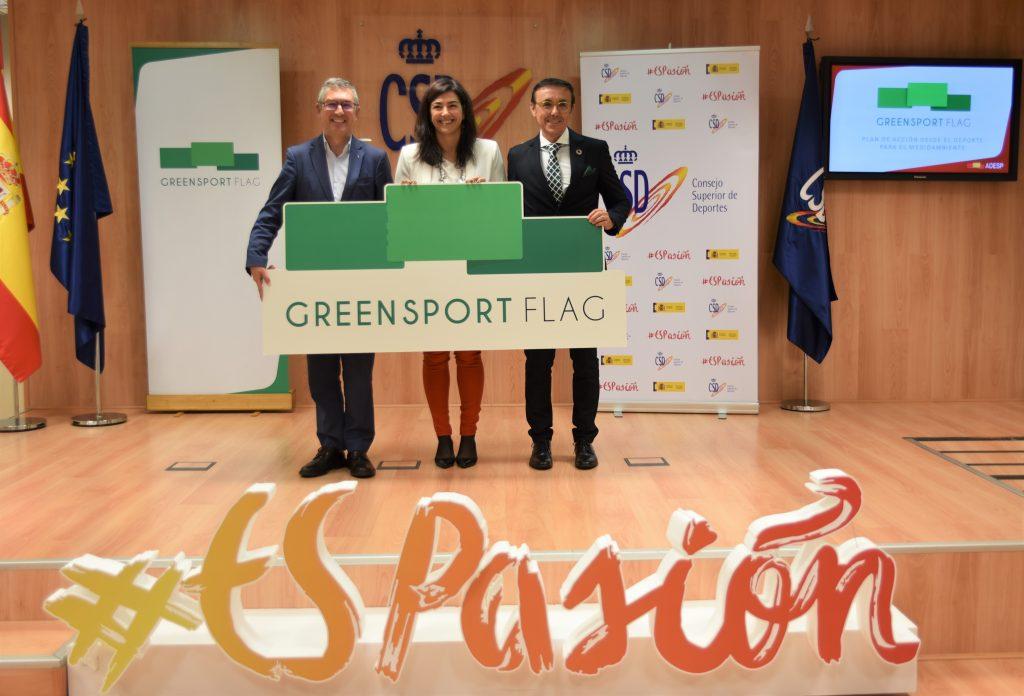 La Asociación del Deporte Español (ADESP) y el Gobierno se unen para abanderar la protección del Medio Ambiente a través del Deporte