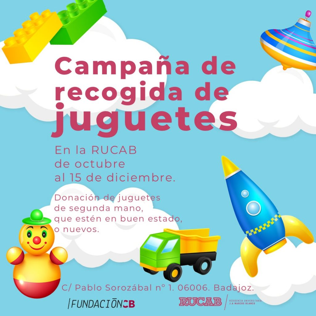 Campaña solidaria de recogida de juguetes