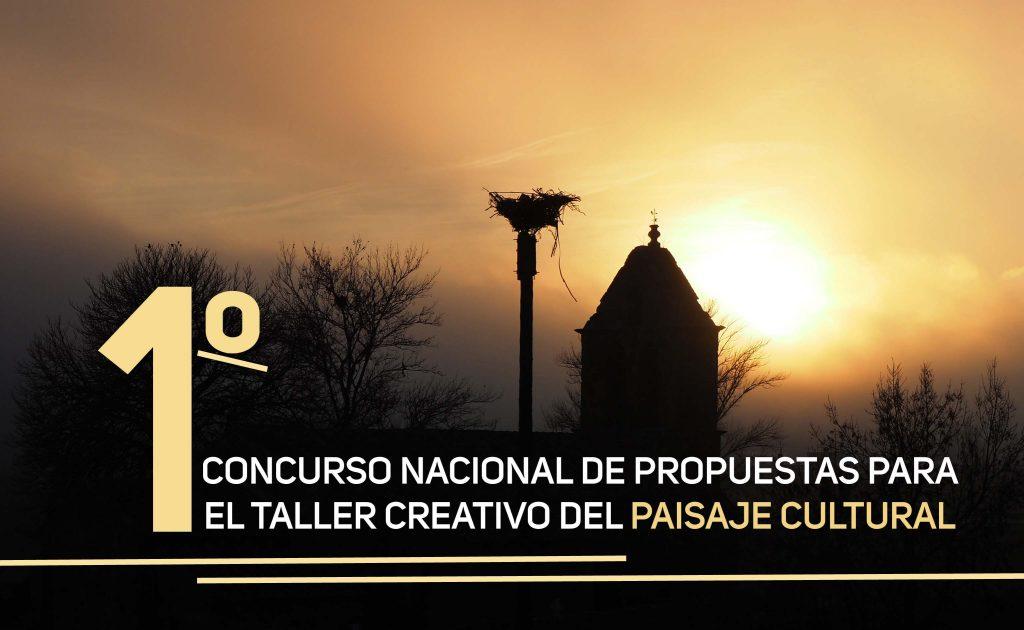 La Fundación Santa María la Real convoca el I Concurso Nacional de Propuestas para el Taller Creativo del Paisaje Cultural
