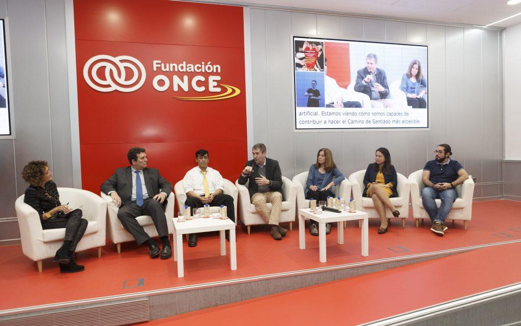 Fundación ONCE reconoce la labor de una treintena de entidades comprometidas con la discapacidad