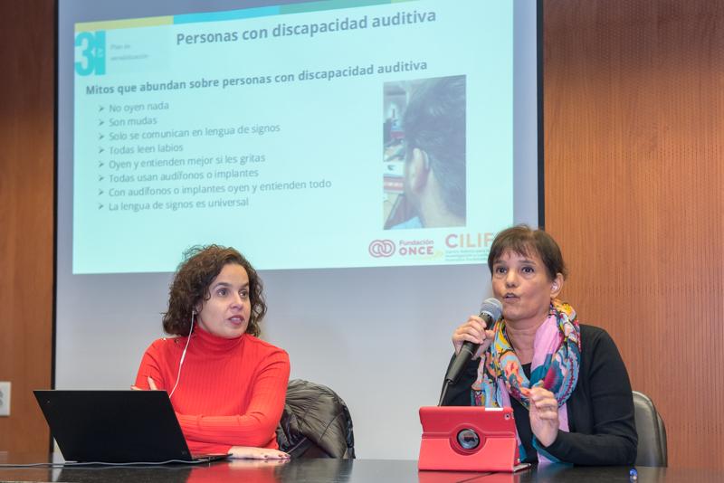 Fundación ONCE aborda la atención a las personas con discapacidad en los incendios