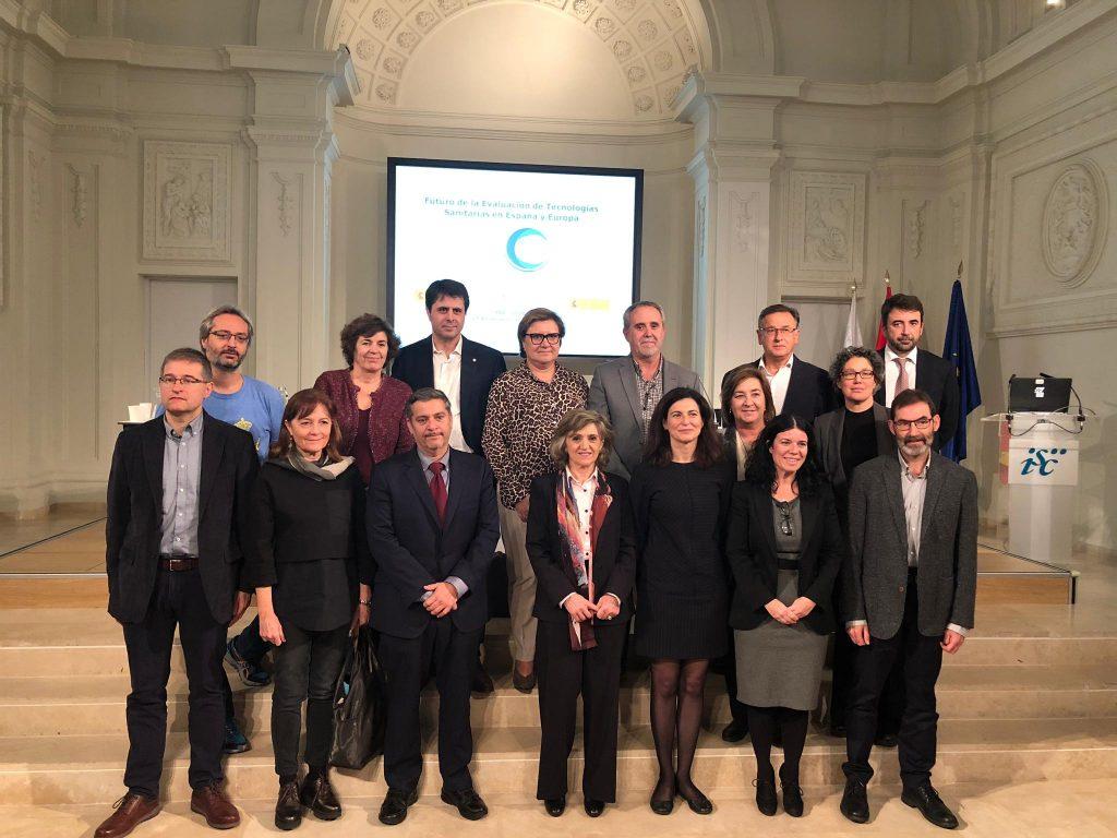 VI Jornada de la Red Española de Agencias de Evaluación de Tecnologías Sanitarias y Prestaciones del SNS (RedETS)