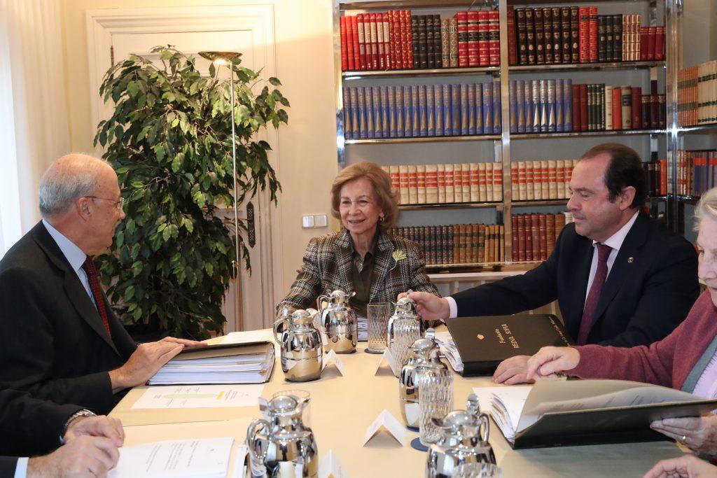 Proyectos de carácter social, Alzheimer y medio ambiente serán los principales objetivos de la Fundación Reina Sofía para 2020