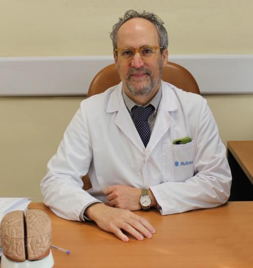 El Hospital Ruber Internacional implanta una técnica pionera que permite identificar el foco epiléptico en nueve de cada diez pacientes con enfermedad refractaria
