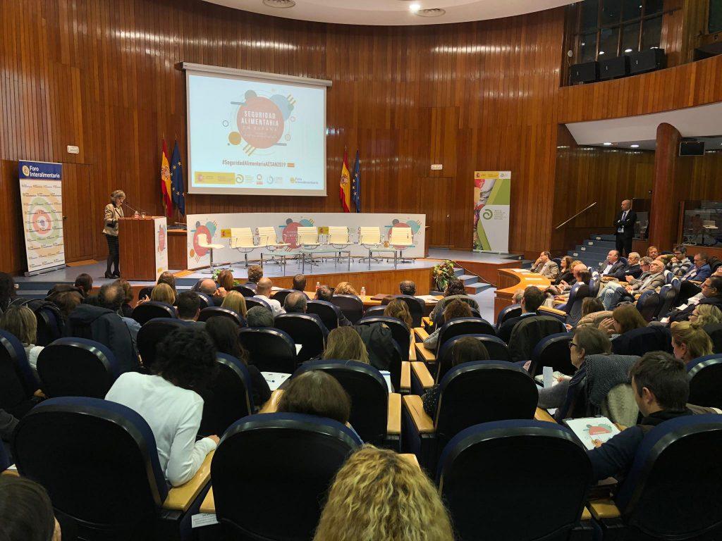 Jornada sobre Seguridad Alimentaria en España