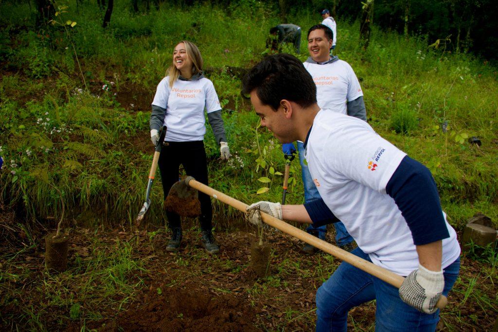 Más de 2.200 voluntarios Repsol han contribuido a los Objetivos de Desarrollo Sostenible