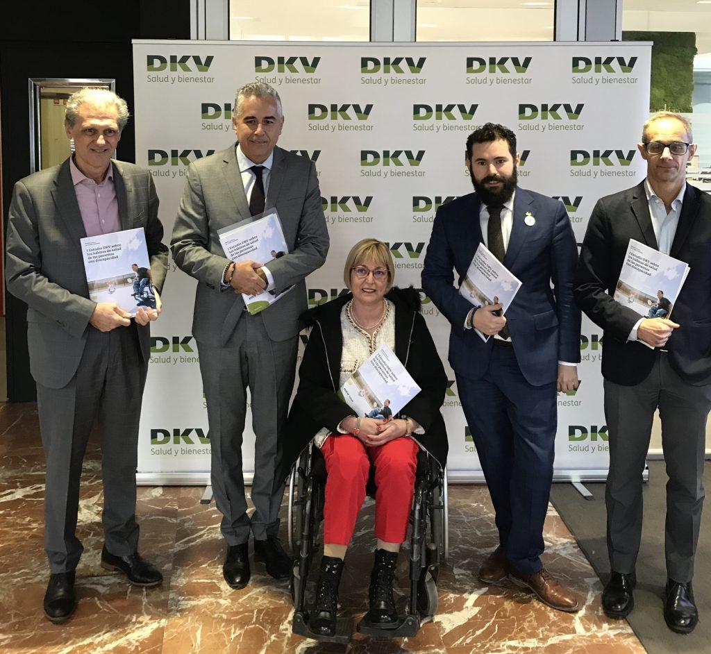"""El 63,1% de las personas con discapacidad considera que su salud es """"regular, insatisfactoria o muy insatisfactoria"""""""