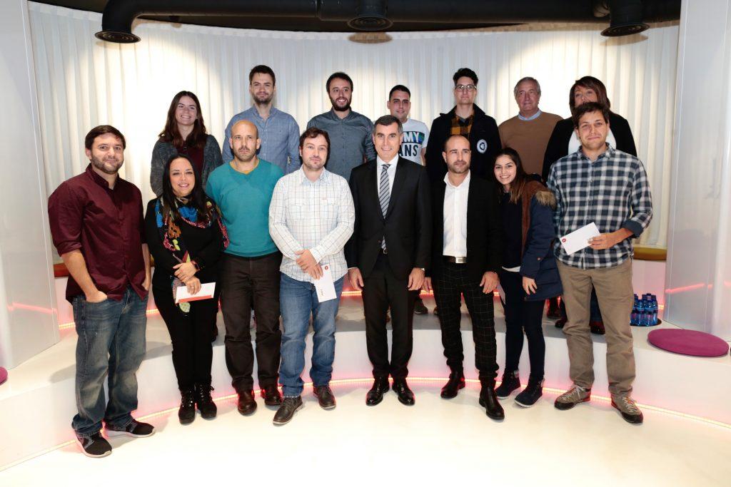 EDP apoyará 10 iniciativas de emprendedores asturianos