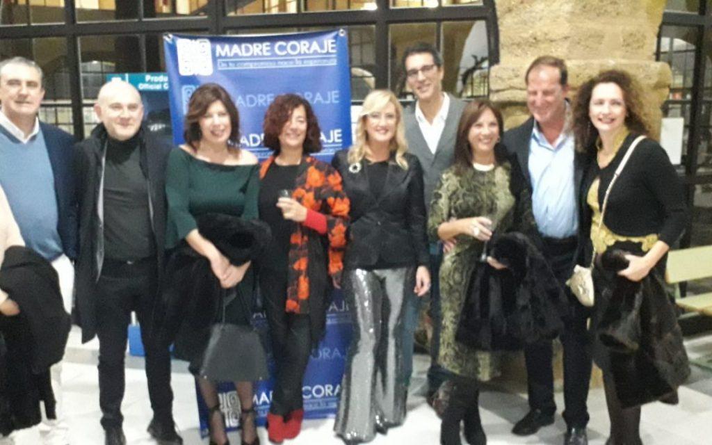 V Cena Solidaria de Madre Coraje Cádiz en la Facultad de Filosofía y Letras