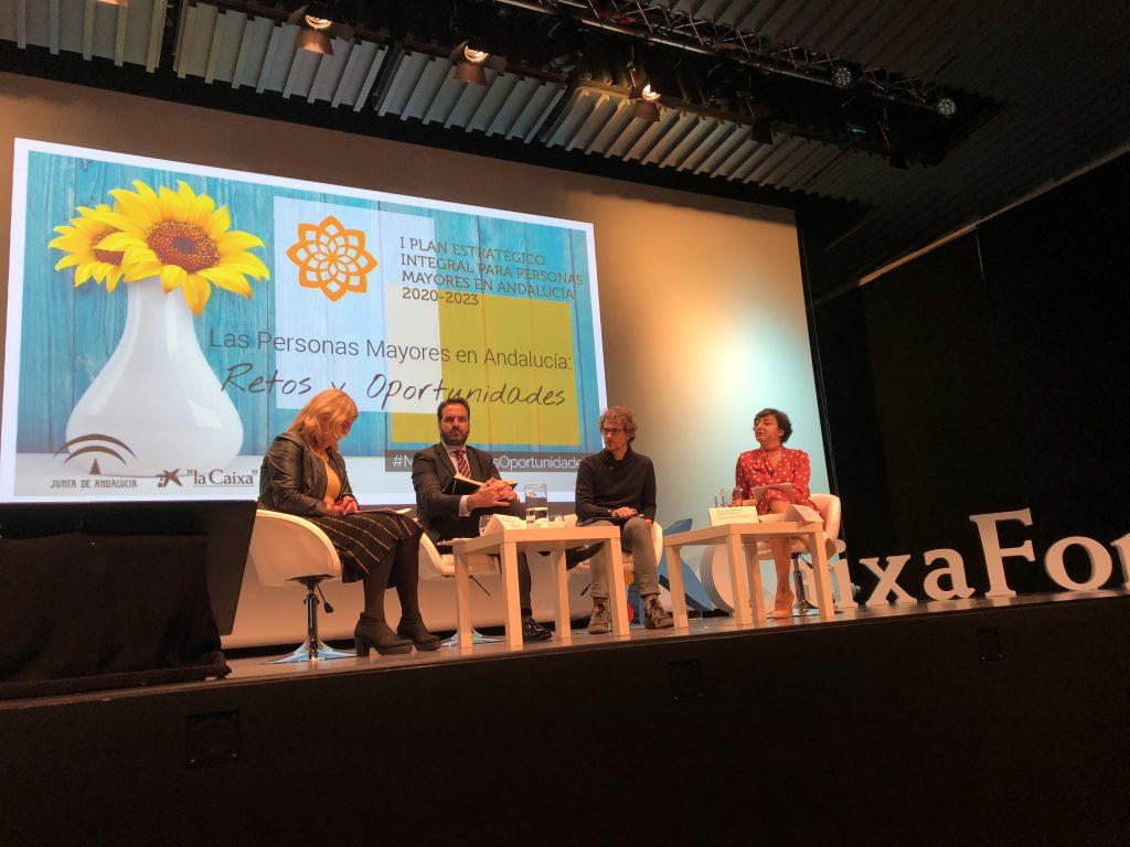 CEDDD participa en la definición del I Plan Estratégico Integral de las Personas Mayores de la Junta de Andalucía.