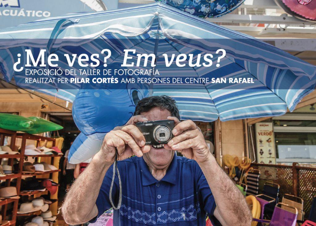 Seis fotógrafos con Discapacidad Intelectual exponen en el Centro de Cultura Contemporánea El Carmen de Valencia