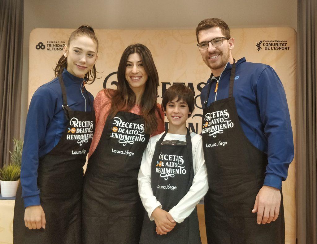 El Proyecto FER anima a cocinar 'Recetas de Alto Rendimiento' durante esta Navidad