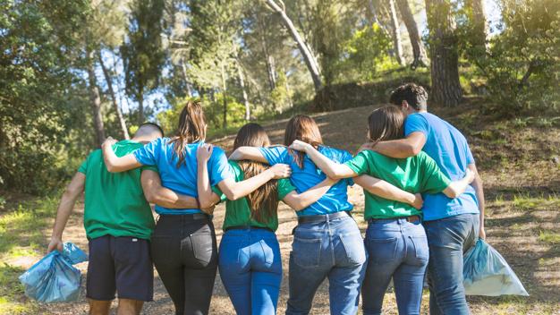 La Plataforma de Voluntariado de España publica el perfil de las personas voluntarias