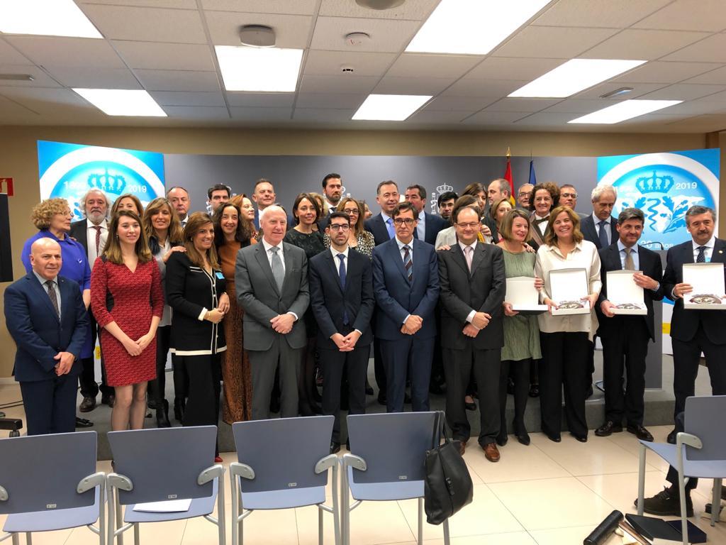 Salvador Illa destaca el papel del servicio de Sanidad Exterior para evitar riesgos en la salud pública