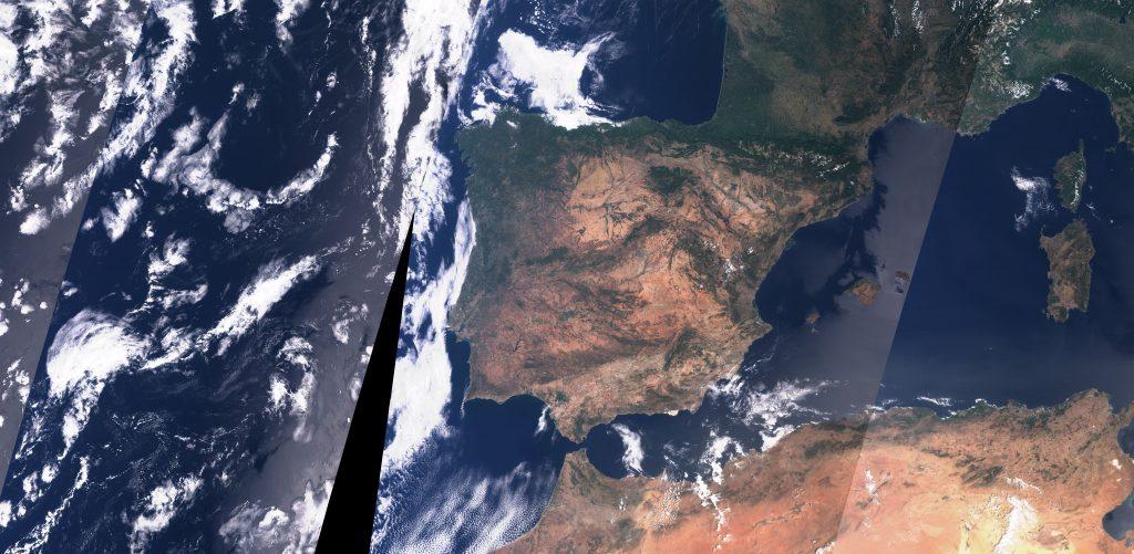 Una científica del CSIC presenta en el Parlamento Europeo un proyecto de gestión marina basada en satélites
