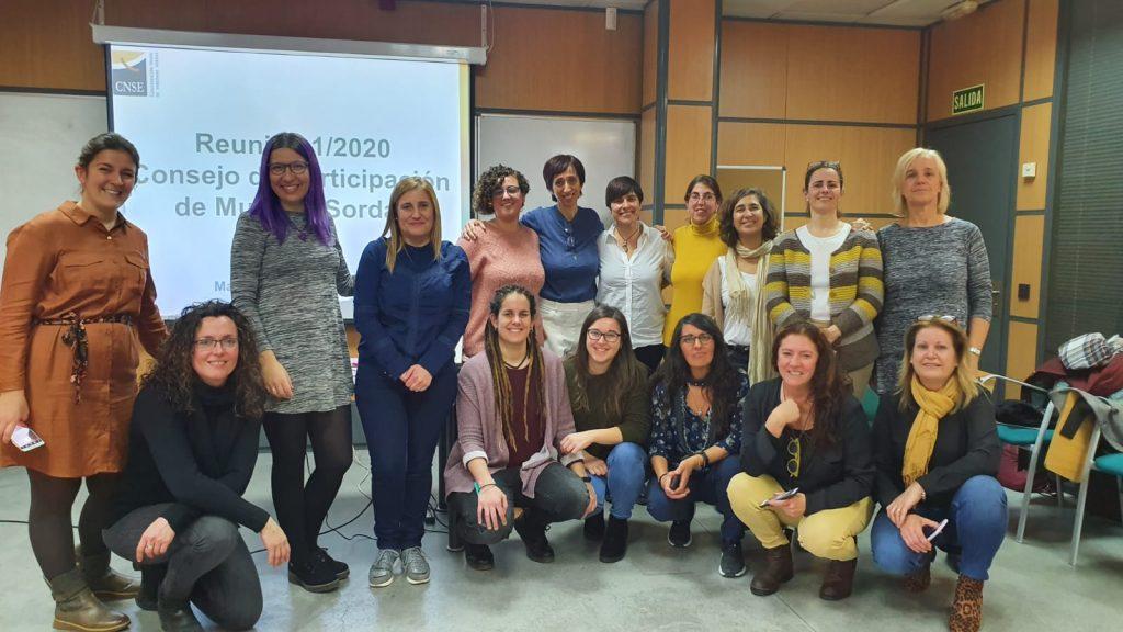 La CNSE crea un protocolo de actuación para la atención a mujeres sordas víctimas de la violencia machista