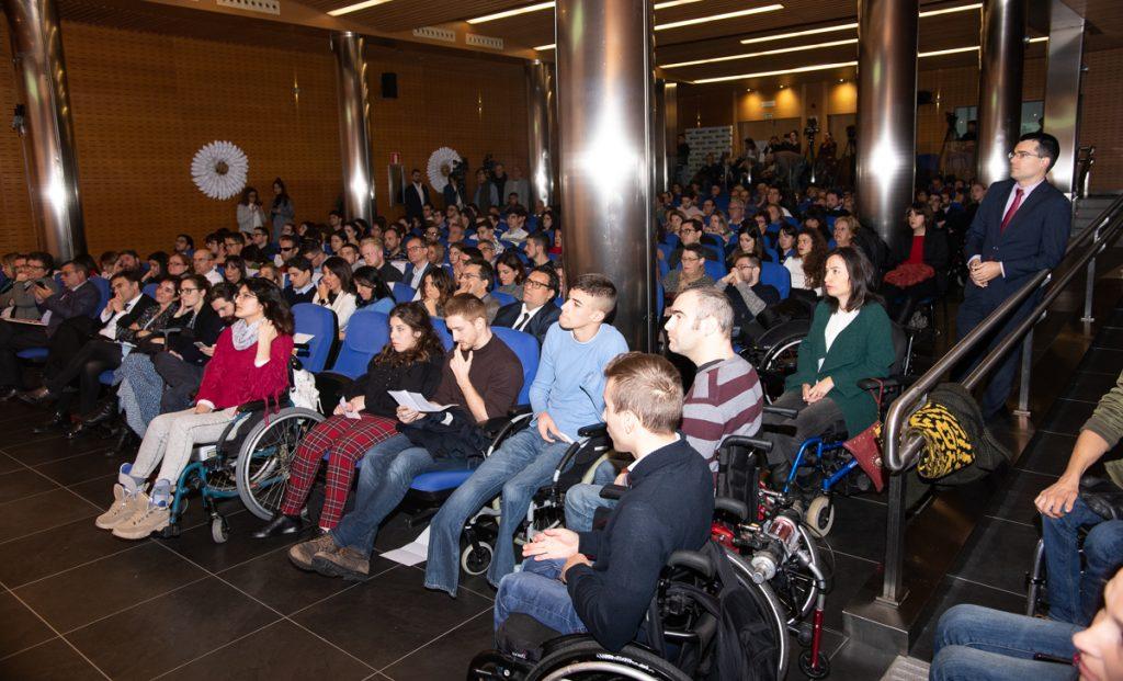 Fundación ONCE apuesta por una universidad europea inclusiva