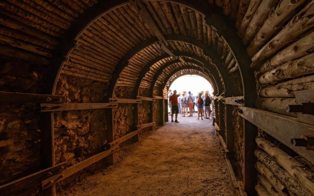 El Parque Minero de Riotinto se acerca a los 100.000 visitantes