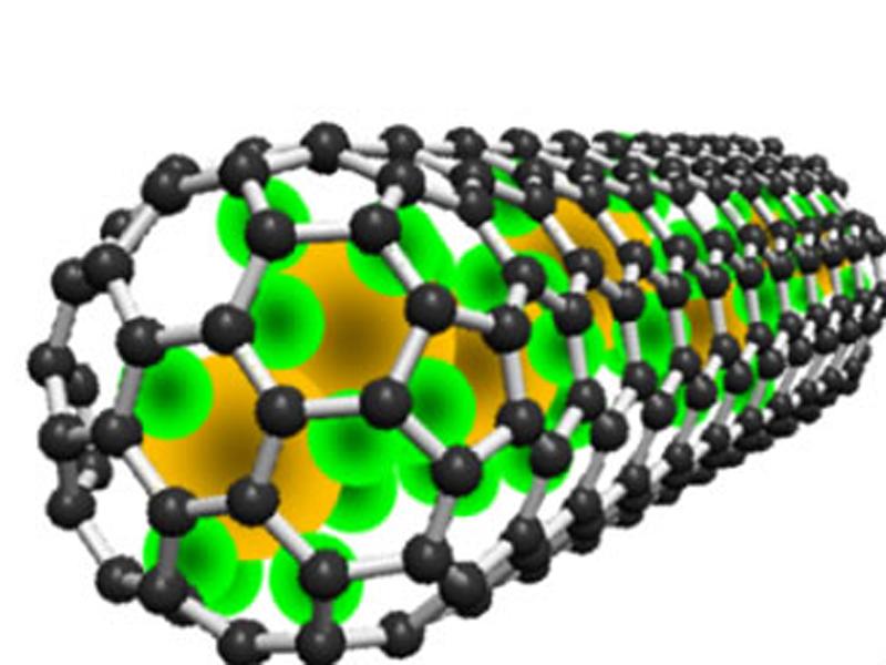 Investigadores del CSIC desarrollan nanocápsulas de carbono para la radioterapia contra el cáncer