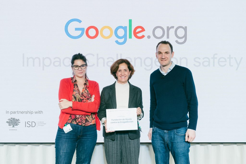 Google.org apoya un proyecto de Fad para prevenir el discurso de odio juvenil en las redes