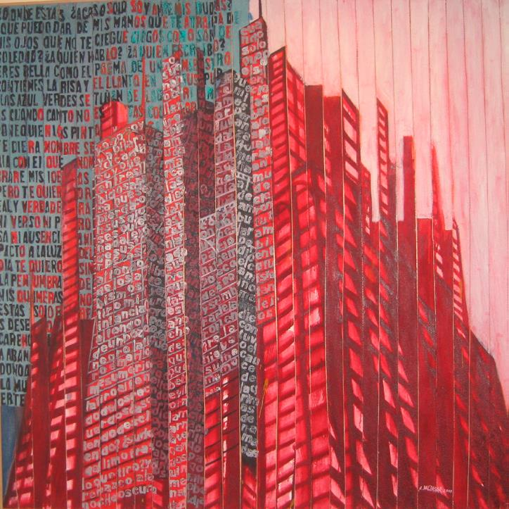El Centro de Arte Contemporáneo Francisco Hernández acoge 'El Mundo Fluye: dos miradas sobre una misma realidad'