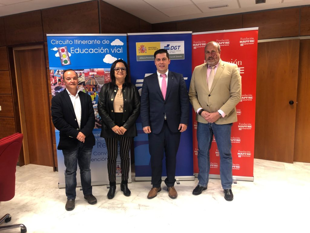 Fundación Mapfre Guanarteme se adhiere al Proyecto Stars que promueve la Dirección General de Tráfico de Canarias