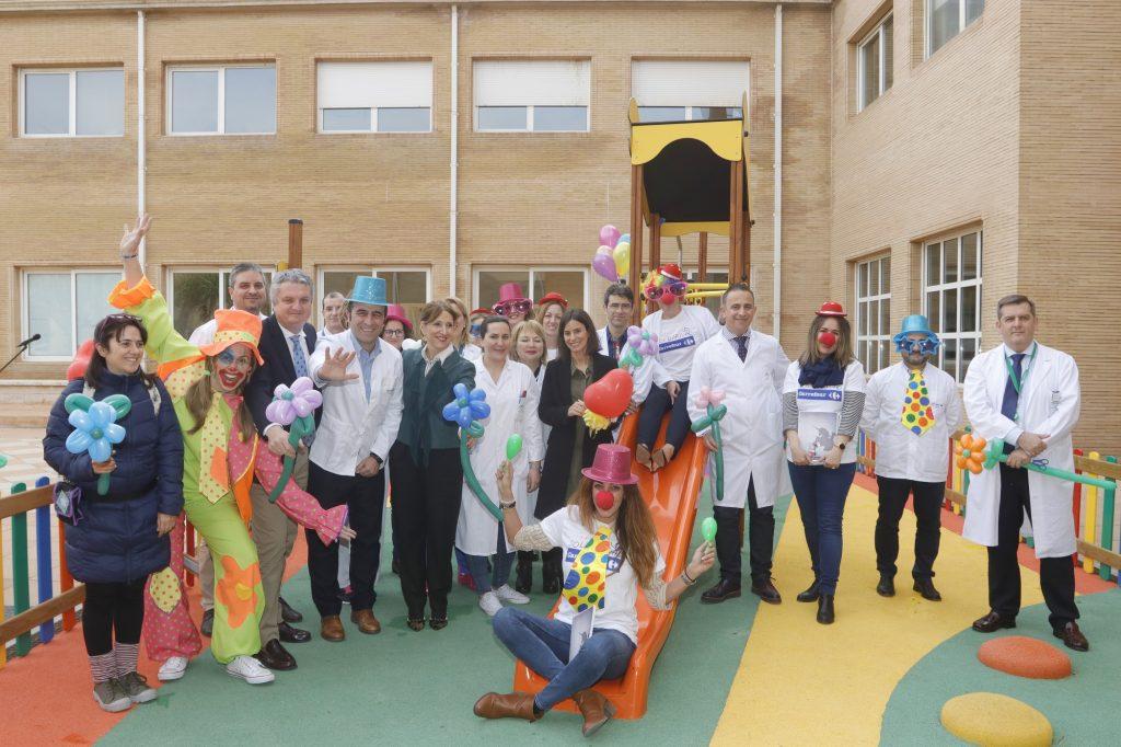 Carrefour financia el proyecto de humanización de urgencias pediátricas en el Hospital de Poniente de El Ejido – Almería promovido por Fundación CurArte