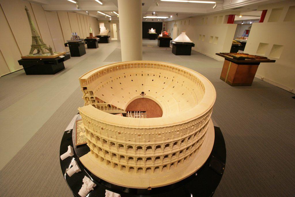 'Viaja con el Museo Tiflológico' Muestra tu lado viajero y celebra el Día Internacional de los Museos uniendo fotos y monumentos