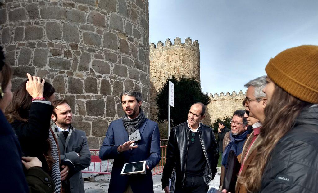 Ávila, finalista en los premios europeos ILUCIDARE con SHCity