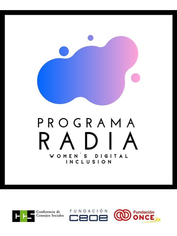 Mujeres con discapacidad en puestos tecnológicos, objetivo del Programa RADIA