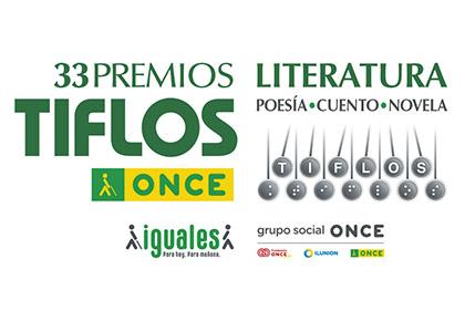 El acto de entrega de los 33 Premios Tiflos de Literatura de la ONCE en formato virtual
