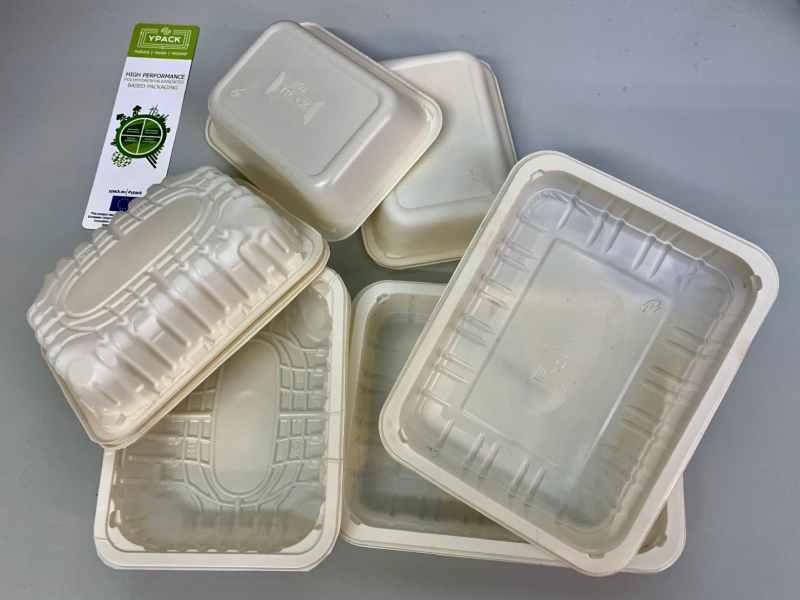 Un proyecto desarrolla envases biodegradables que alargan la vida útil de los alimentos