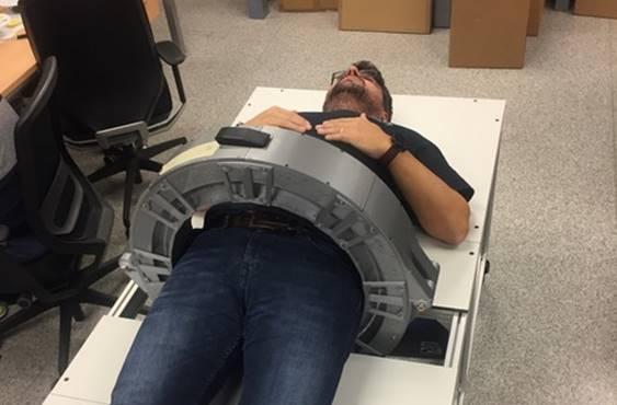 Un nuevo dispositivo PET portátil mejora el diagnóstico del cáncer de próstata