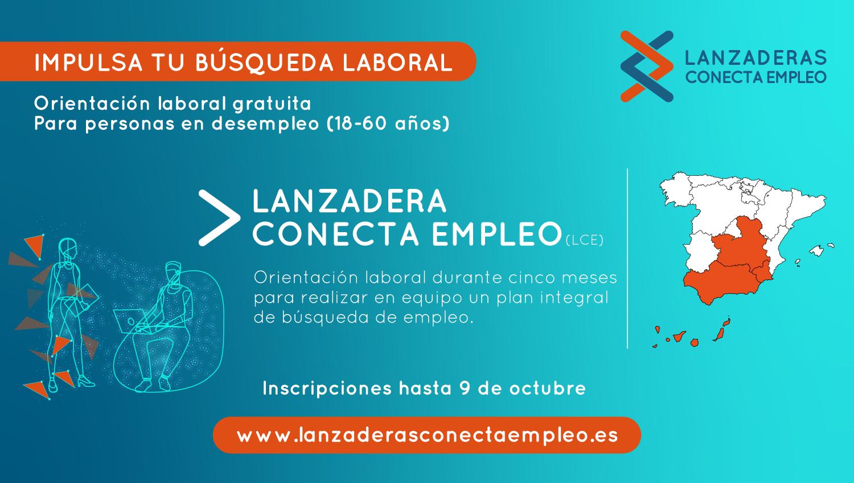 Abierta la inscripción para ocho nuevas Lanzaderas Conecta Empleo
