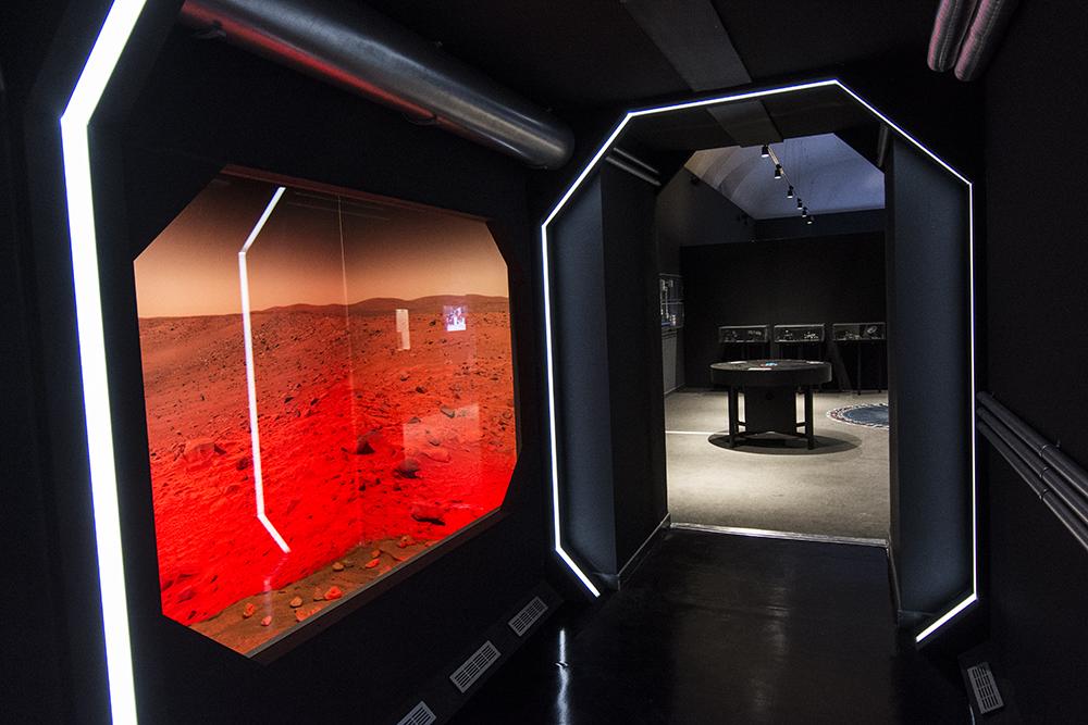 La Casa de la Ciencia de Sevilla reabre con 'Marte. La conquista de un sueño'