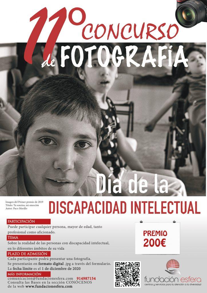 Fundación Esfera promueve el 11º Concurso de fotografía digital sobre discapacidad