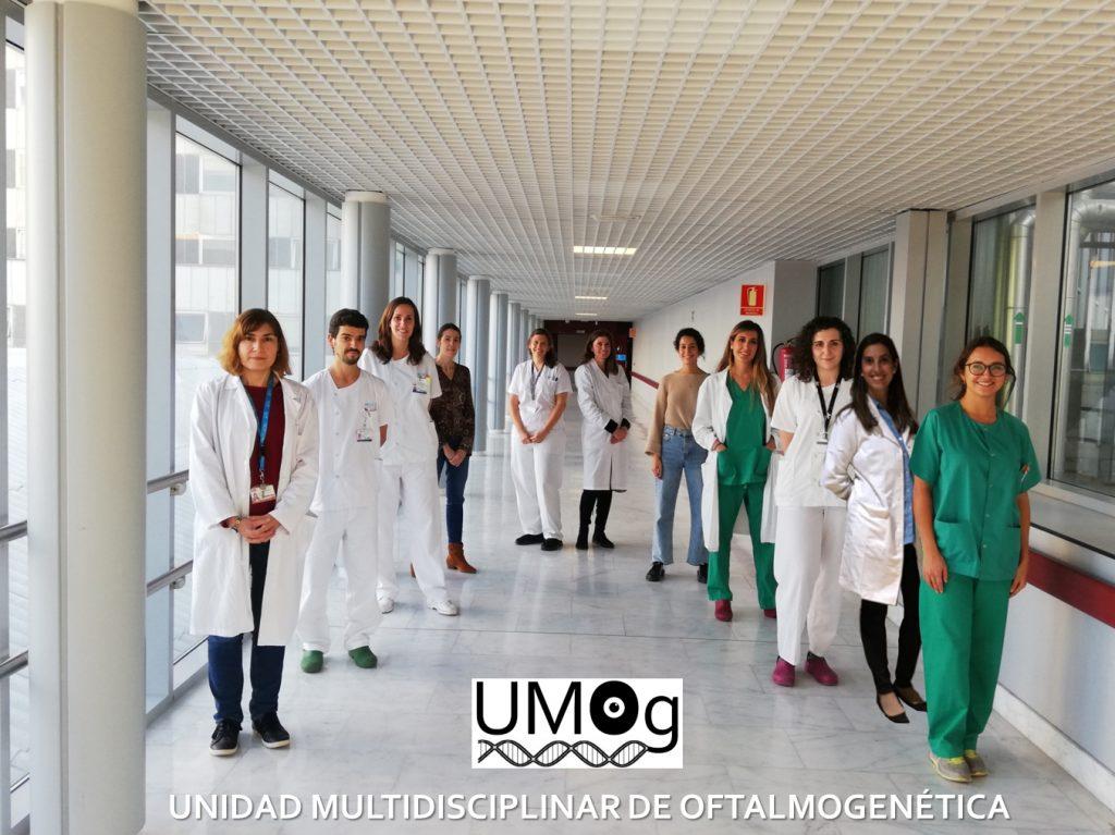 La ONCE y el Instituto de Genética Médica y Molecular (INGEMM) del Hospital La Paz colaboran en una investigación relacionada con las cataratas congénitas