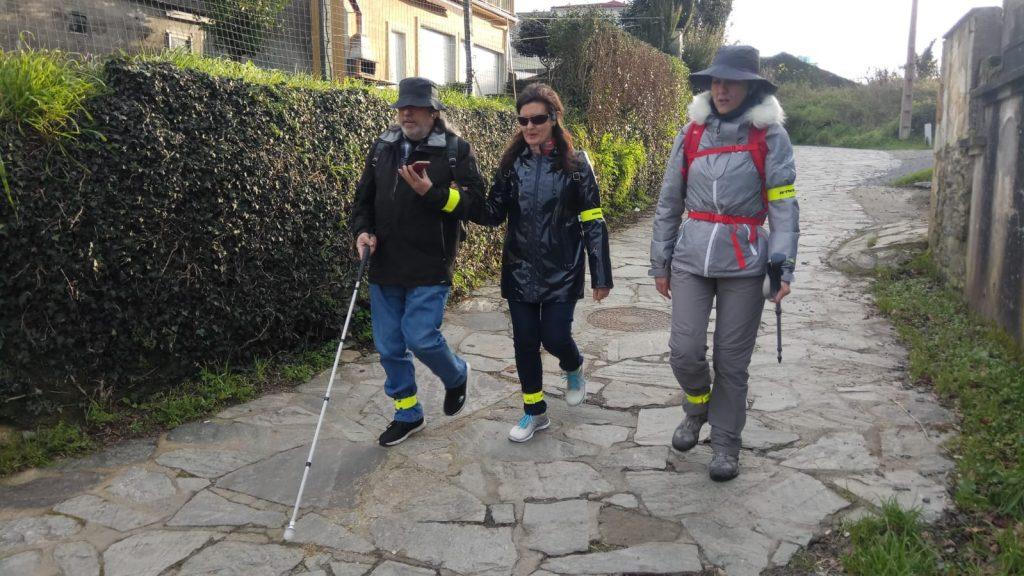 Fundación ONCE presenta ante los miembros afiliados a la OMT su proyecto para hacer más accesible el Camino Francés de Santiago