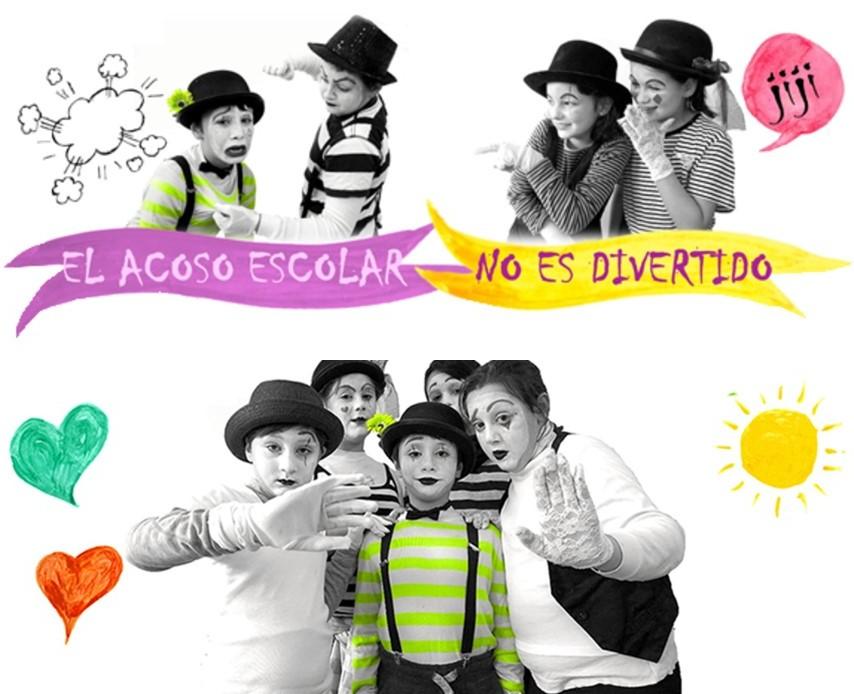 Fundación ONCE se suma a la campaña contra el acoso escolar impulsada por la asociación NACE